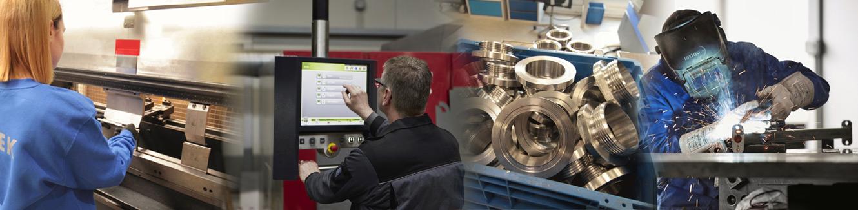 X-TEK CNC-Service & Metallbau