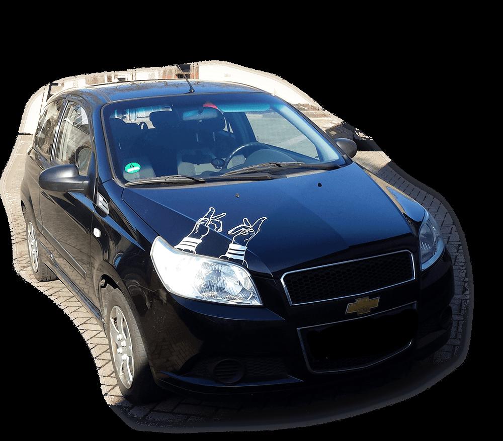 Autofolierung Chevrolet