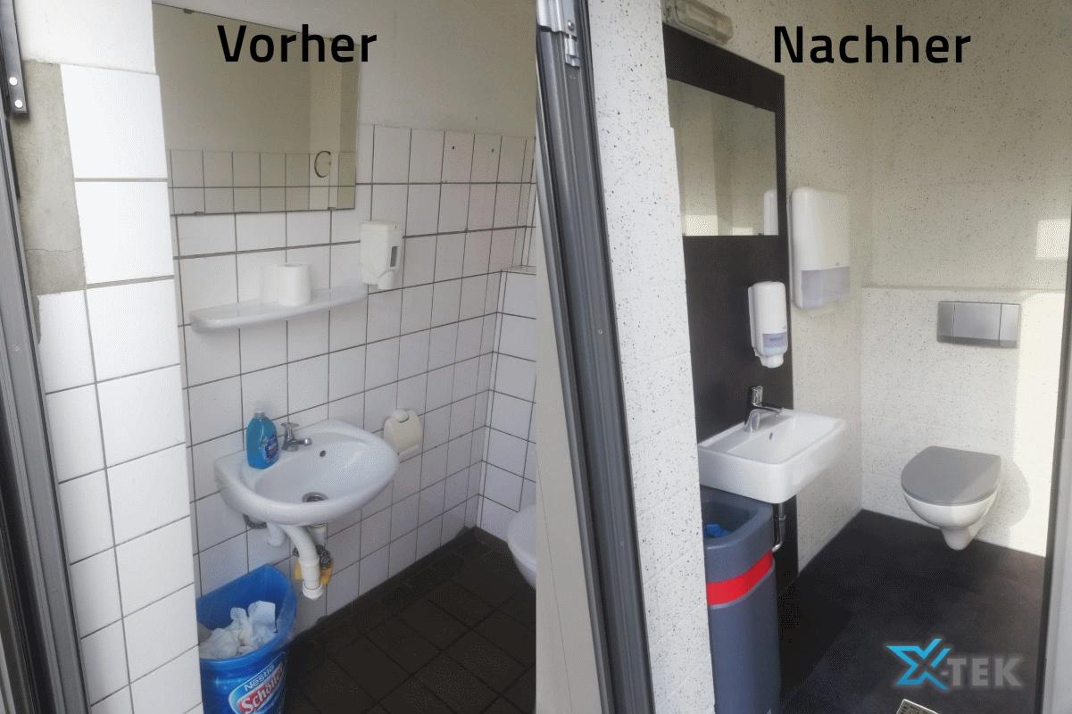 X TEK   Deutschlandweit Badsanierung zum Festpreis